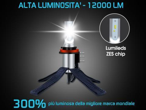 Lampade H4 LED   Aurora G10