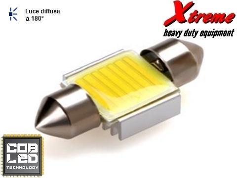 Lampada LED COB   Siluro 16x36 mm