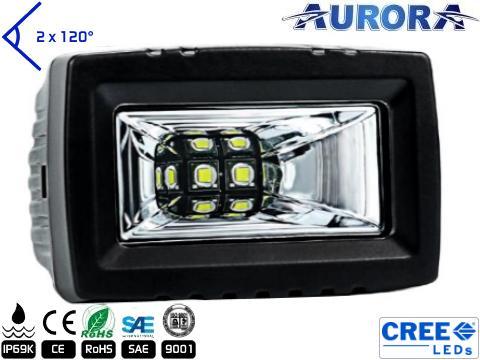 Faro LED 2200 Lumens   Scene Light 120  100 mt