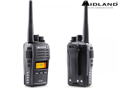 Radio PMR ricetrasmittente   Midland G18