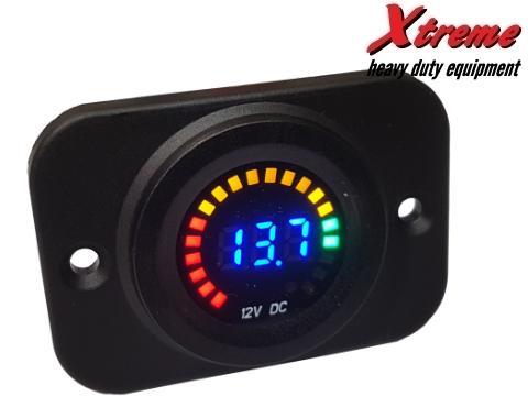 Modular Socket    Voltmetro Digitale Grafico