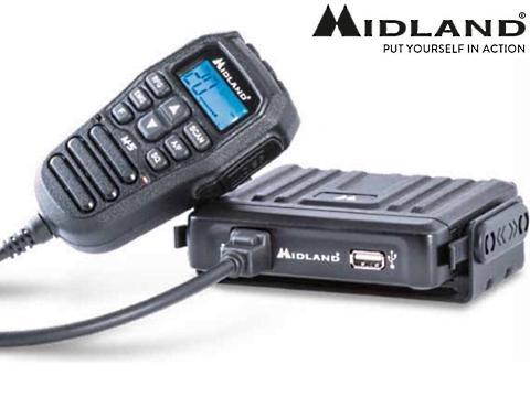 Radio CB ricetrasmittente   Midland M 5