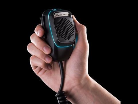 Midland Dual Mike 6 pin   Bluetooth   CB Talk