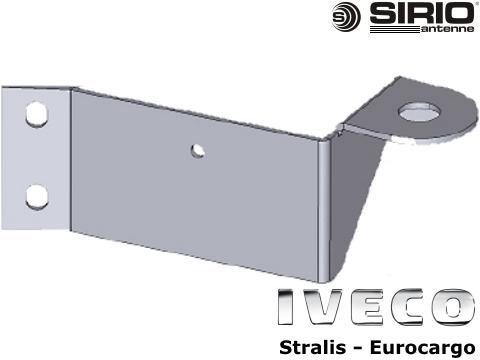 Supporto per Antenna    Iveco Stralis   Eurocargo