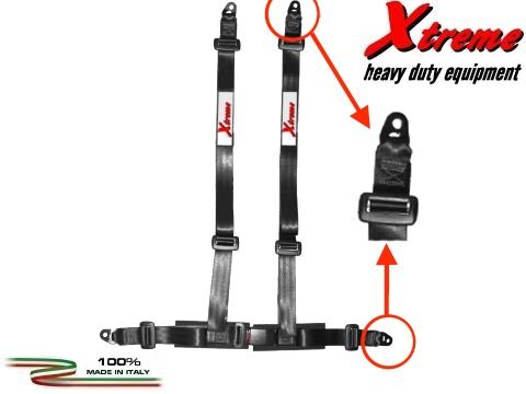Safety Belt   4 point harness