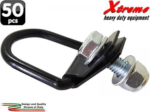 Xtreme Cargo Straps   Anchor rings   50 pcs