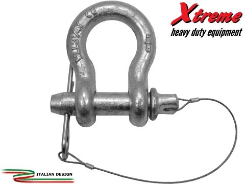 Quick Shackle   Steel HD   3 25 Tonn