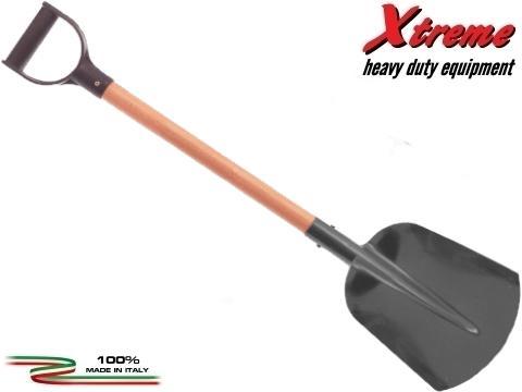Multipurpose Shovel   Fixed handle in beech