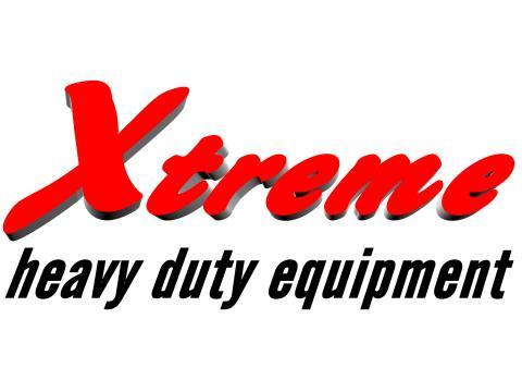 Adesivo Xtreme 3D   su base trasparente