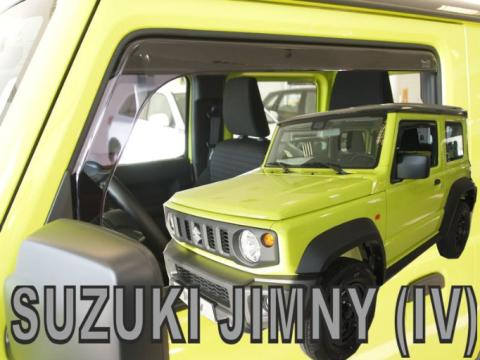 Deflettori aria   Suzuki Jimny GJ