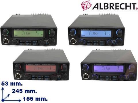 Radio CB ricetrasmittente   Albrecht AE 5890 EU