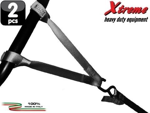 Xtreme Cargo Straps    Ancoraggio per tubolari