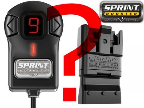 Non hai trovato il tuo   Sprint Booster