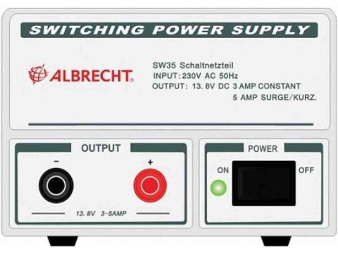 Alimentatore Switching  SW35   3 5A